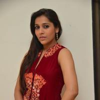 Rashmi Gautham at Guntur Talkies First Look Launch Photos   Picture 1085290