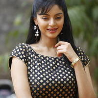Sanam Shetty at Premikudu Movies Logo Launch Stills