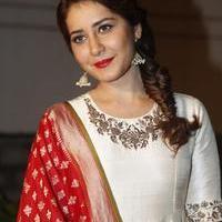 Rashi Khanna at Santosham Awards Curtain Raiser Press Meet Photos | Picture 1086495