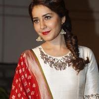 Rashi Khanna at Santosham Awards Curtain Raiser Press Meet Photos | Picture 1086496