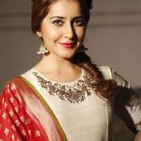 Rashi Khanna at Santosham Awards Curtain Raiser Press Meet Photos | Picture 1086497