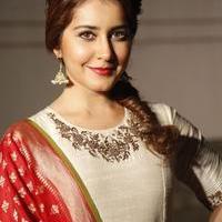 Rashi Khanna at Santosham Awards Curtain Raiser Press Meet Photos | Picture 1086498