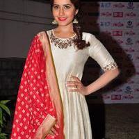 Rashi Khanna at Santosham Awards Curtain Raiser Press Meet Photos | Picture 1086505
