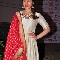 Rashi Khanna at Santosham Awards Curtain Raiser Press Meet Photos | Picture 1086507