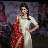Rashi Khanna at Santosham Awards Curtain Raiser Press Meet Photos | Picture 1086508