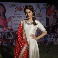 Rashi Khanna at Santosham Awards Curtain Raiser Press Meet Photos | Picture 1086509