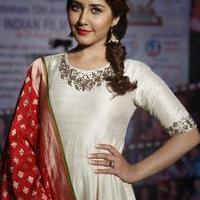 Rashi Khanna at Santosham Awards Curtain Raiser Press Meet Photos | Picture 1086511