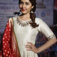 Rashi Khanna at Santosham Awards Curtain Raiser Press Meet Photos | Picture 1086512