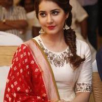 Rashi Khanna at Santosham Awards Curtain Raiser Press Meet Photos | Picture 1086516