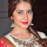 Rashi Khanna at Santosham Awards Curtain Raiser Press Meet Photos | Picture 1086517