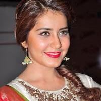Rashi Khanna at Santosham Awards Curtain Raiser Press Meet Photos | Picture 1086518