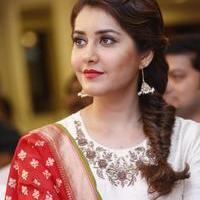 Raashi Khanna - Santosham Awards Curtain Raiser Press Meet Stills | Picture 1086202