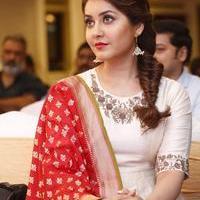 Raashi Khanna - Santosham Awards Curtain Raiser Press Meet Stills | Picture 1086203