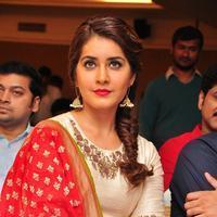 Raashi Khanna - Santosham Awards Curtain Raiser Press Meet Stills | Picture 1086319