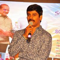 Suresh Kondeti - Santosham Awards Curtain Raiser Press Meet Stills