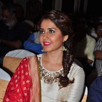 Raashi Khanna - Santosham Awards Curtain Raiser Press Meet Stills | Picture 1086397