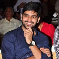 Naga Shaurya - Santosham Awards Curtain Raiser Press Meet Stills