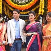 Archana Shastry - Archana Launches Srinivasa Textiles Photos   Picture 1088492