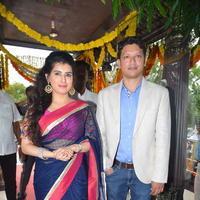 Archana Shastry - Archana Launches Srinivasa Textiles Photos   Picture 1088499