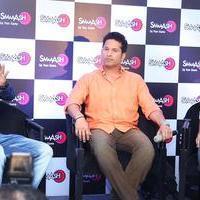 Sachin Tendulkar - Sachin Tendulkar at Smaaash Hyderabad Stills | Picture 1087954