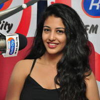 Daksha Nagarkar - Hora Hori Movie Team at Radio City Stills