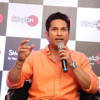 Sachin Tendulkar - Sachin Tendulkar at Smaaash Hyderabad Stills | Picture 1088368