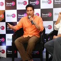 Sachin Tendulkar - Sachin Tendulkar at Smaaash Hyderabad Stills | Picture 1088383