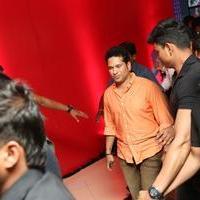 Sachin Tendulkar - Sachin Tendulkar at Smaaash Hyderabad Stills | Picture 1088393