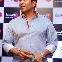 Sachin Tendulkar - Sachin Tendulkar at Smaaash Hyderabad Stills | Picture 1088413