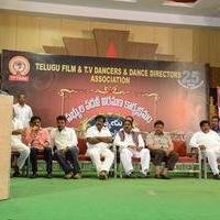 Telugu Film and Tv Dancers and Dance Directors Association Press Meet Stills