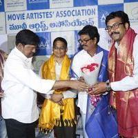 Maa Press Meet Photos