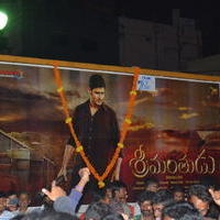 Srimanthudu Movie Theater Coverage Photos | Picture 1090525