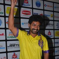 Nandamuri Kalyan Ram - Celebrities at PRO Kabaddi Match Stills | Picture 1090543