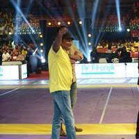 Prakash Raj - Celebrities at PRO Kabaddi Match Stills | Picture 1090555
