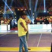 Prakash Raj - Celebrities at PRO Kabaddi Match Stills | Picture 1090556