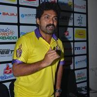 Nandamuri Kalyan Ram - Celebrities at PRO Kabaddi Match Stills | Picture 1090577