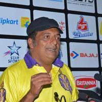Prakash Raj - Celebrities at PRO Kabaddi Match Stills
