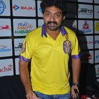 Nandamuri Kalyan Ram - Celebrities at PRO Kabaddi Match Stills | Picture 1090601