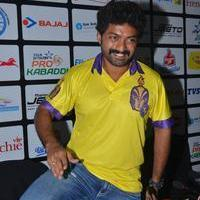 Nandamuri Kalyan Ram - Celebrities at PRO Kabaddi Match Stills | Picture 1090605