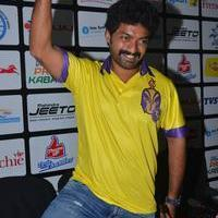 Nandamuri Kalyan Ram - Celebrities at PRO Kabaddi Match Stills | Picture 1090606