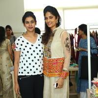 Sridevi Gottipati Mulpury Ethnic Collections Launch Stills