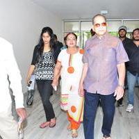 Super Star Krishna at Srimanthudu Movie Screening Stills | Picture 1090661