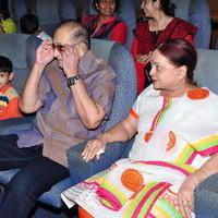 Super Star Krishna at Srimanthudu Movie Screening Stills | Picture 1090662