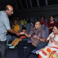 Super Star Krishna at Srimanthudu Movie Screening Stills | Picture 1090664