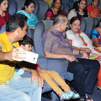 Super Star Krishna at Srimanthudu Movie Screening Stills | Picture 1090670