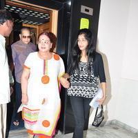 Super Star Krishna at Srimanthudu Movie Screening Stills | Picture 1090675