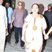 Super Star Krishna at Srimanthudu Movie Screening Stills | Picture 1090677