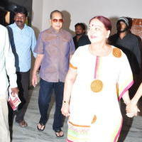 Super Star Krishna at Srimanthudu Movie Screening Stills | Picture 1090678