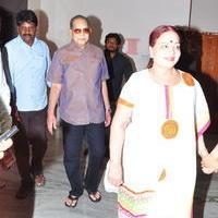 Super Star Krishna at Srimanthudu Movie Screening Stills | Picture 1090679