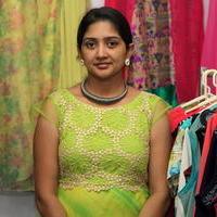 Actress Jyotii Sethi Inaugurates Styles and Weaves Life Style Expo at Visakhapatnam Photos